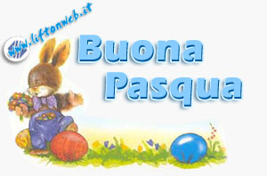 Auguri di Buona Pasqua by www.liftonweb.it